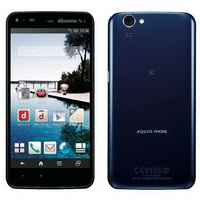 SHARP SH-01F Aquos Phone Zeta